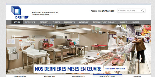 Mon restaurant a fait appel à Dreyer