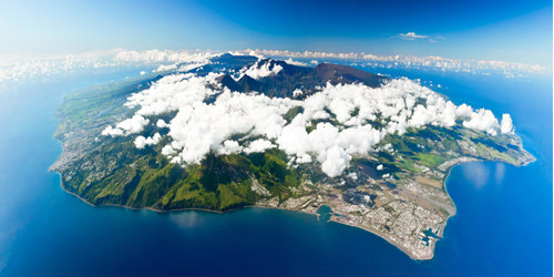 Rencontre à l'ile de la Réunion